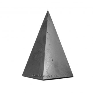Buy Shungite tall pyramid
