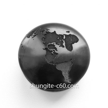 shungite black stone jewelry