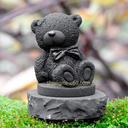 shungite gift teddy bear