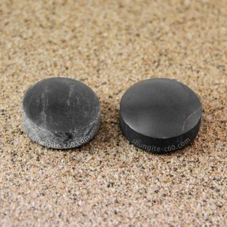 shungite and soapstone for meditation