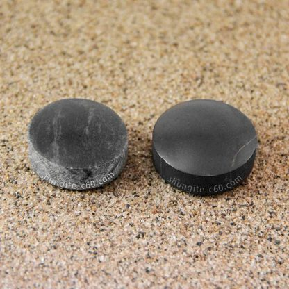 shungite and soapstone for meditation