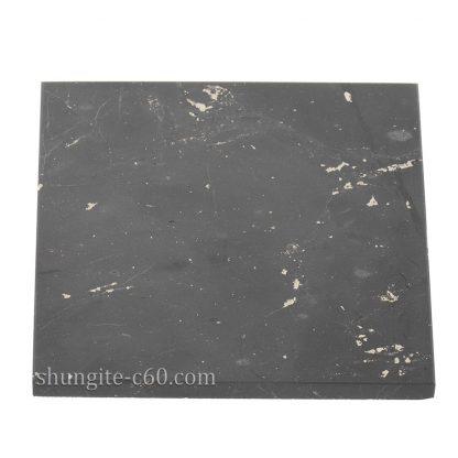 square tile of natural rock