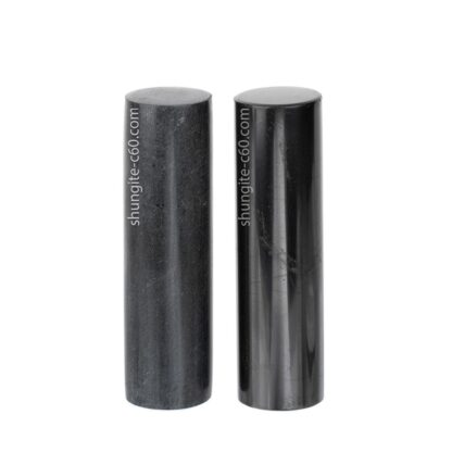 talkochlorite wand dark and shungite