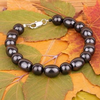 shungite bracelet not stretcable