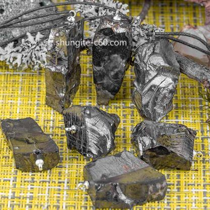 shungite products different form