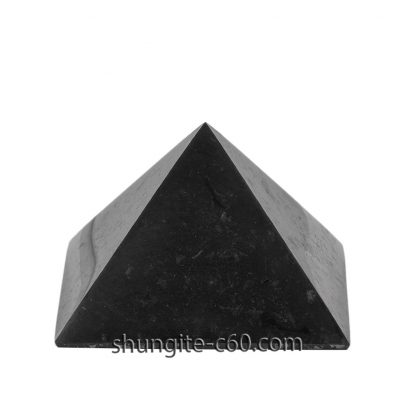 shungite quartz pyramid