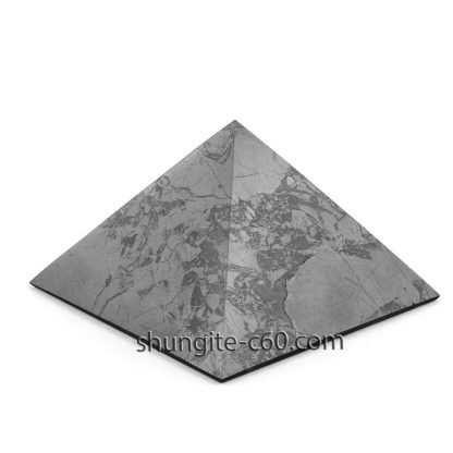 shungite pyramids for sale from Russia