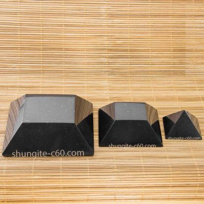 big shungite pyramid