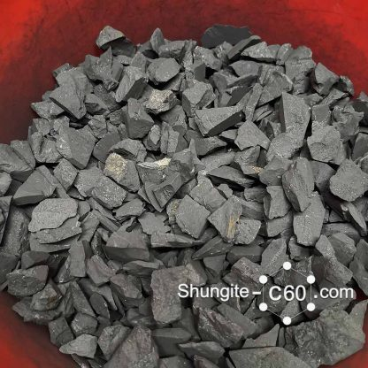 shungite for water purification from Karelia