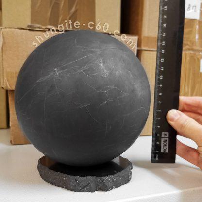 bigger shungite sphere 15 cm