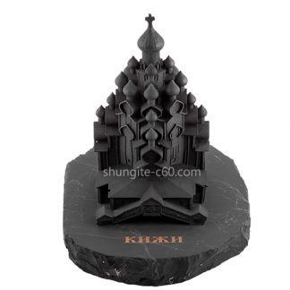 figurine of shungite Kizhi