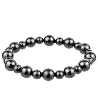 russian shungite bracelet different beads