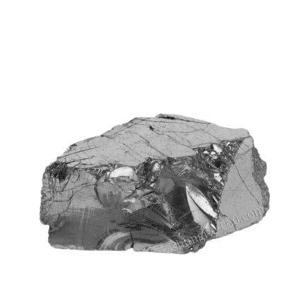 highest anthraxolite from karelia genuine mineral
