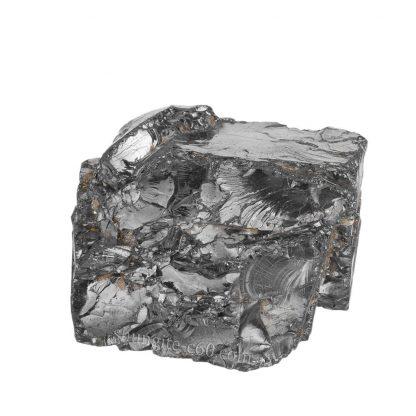 rare highest anthraxolite from russia unique mineral
