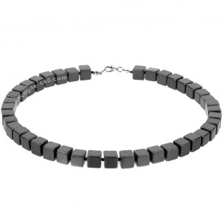 shungite necklace for men
