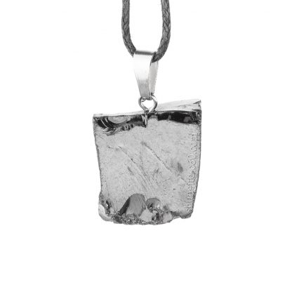 raw stone necklace traditional for healing meditation