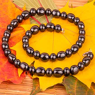 Shungite Necklace