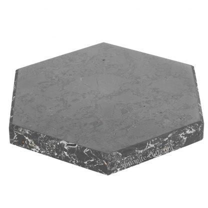 square shungite tile for emf protection