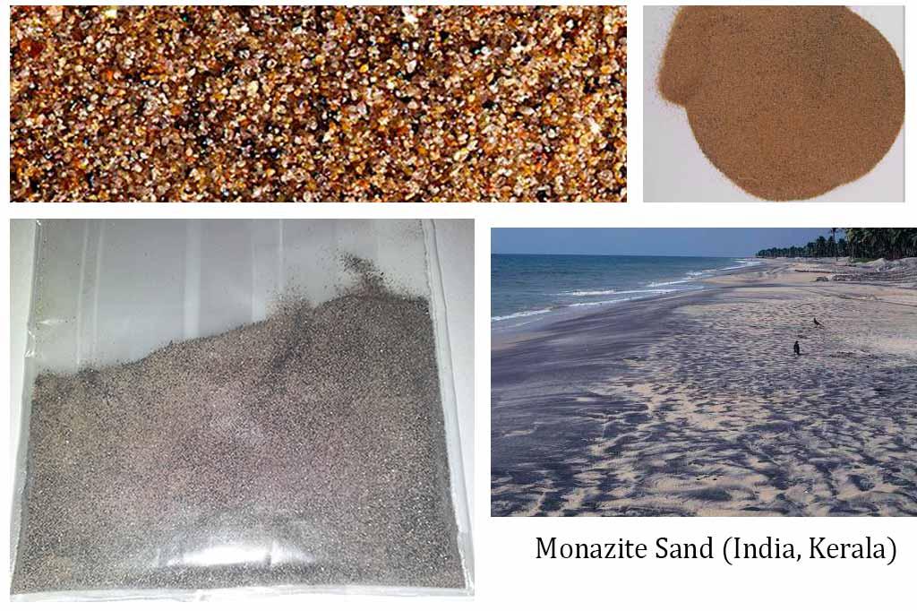 Monazite Sands