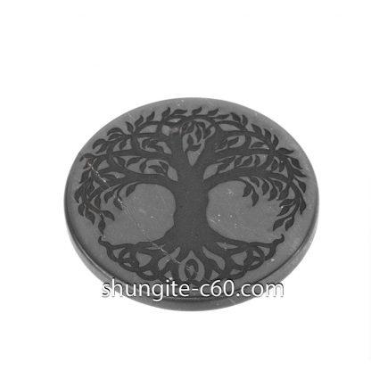 tree of life shungite protection circle