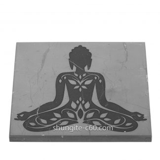 shungite tile for emf protection