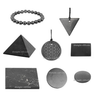 shungite set emf protection