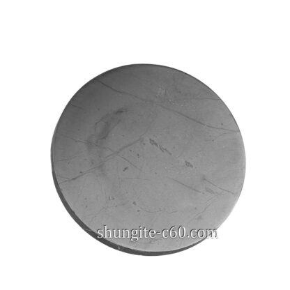shungite round plate emf protection