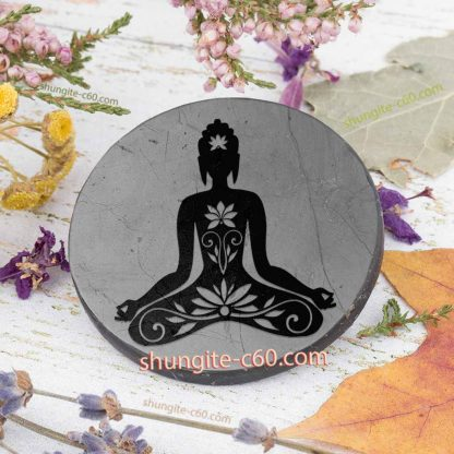 shungite 5g protection plate Buddha Realization