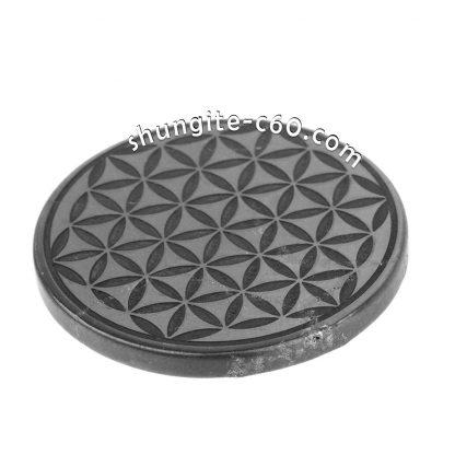 5g protection circle of shungite stone
