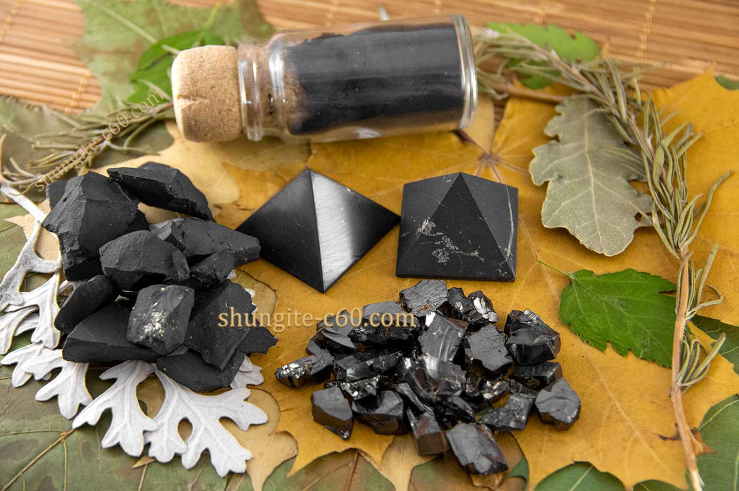 What is Shungite stone from karelia (russia)
