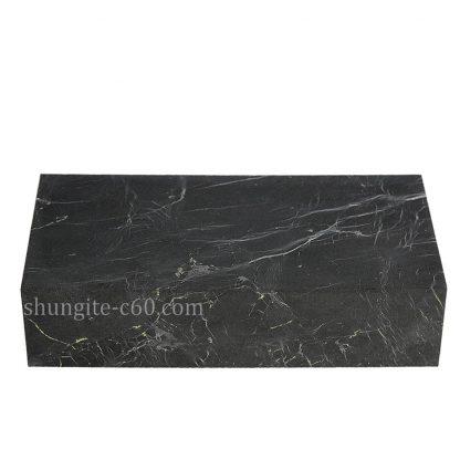 shungite block raw stone unpolished