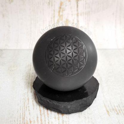 EMF protection flower sphere diameter of 6 cm