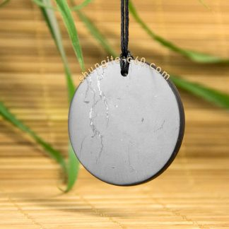 shungite necklaces wholesale big circle