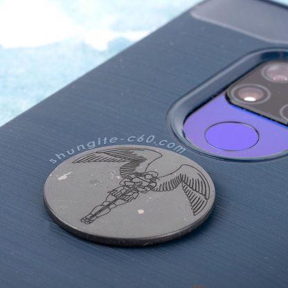 shungite phone case from emf protection