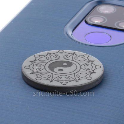 Shungite Cell Phone Popsocket