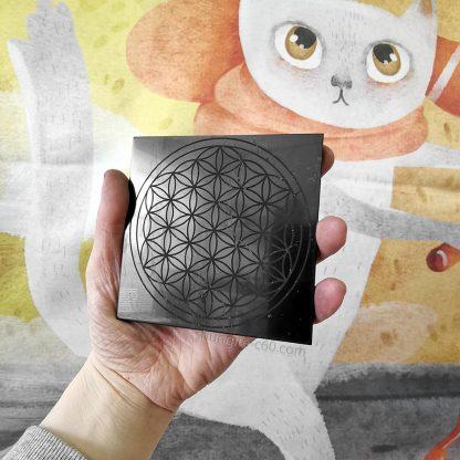 black stone charging plate 10 cm