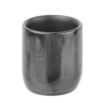 shungite glass from karelia