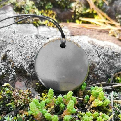 shungite wholesale pendants