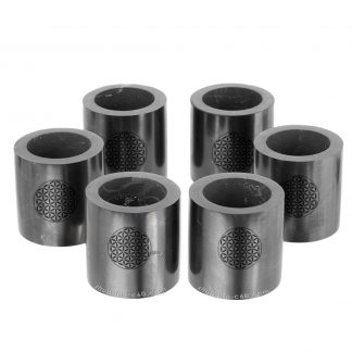 shungite drinking water cups