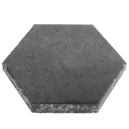 shungite stand form of hexagon