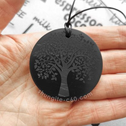 tree of life large necklace 50mm