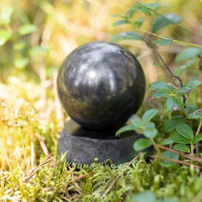 shungite sphere large