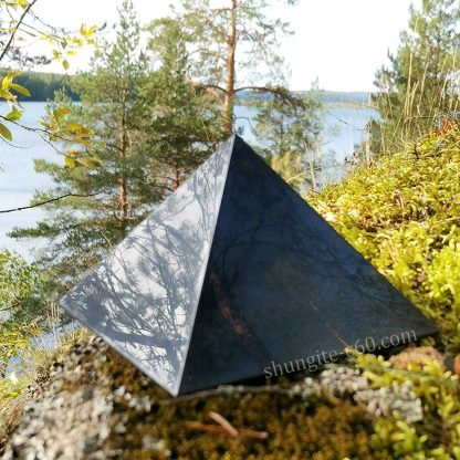 big shungite pyramid from Russia